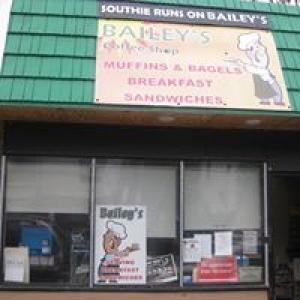 Bailey's Coffee Shop