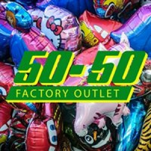 50 50 Factory Outlet