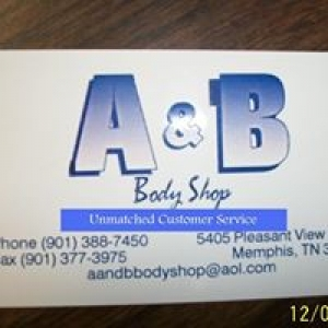 A and B Body Shop