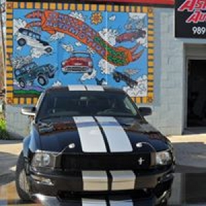 Ashley Automotive Restoration Inc