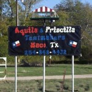 Aquila Priscilla Tentmakers Inc