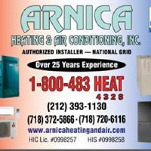Arnica Heating & Air Conditioning Inc