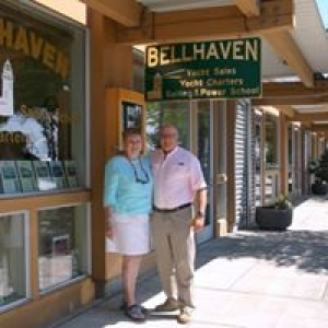 Bellhaven Yacht Sales Charters & Sailing Schools