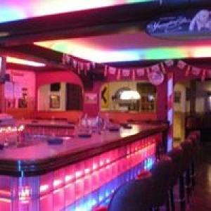 Golden Spike Inn