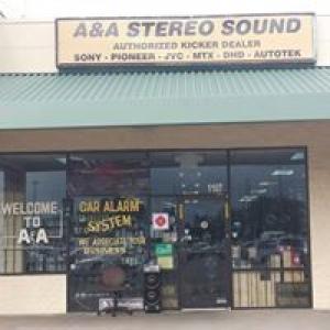 A & A Stereo Sound