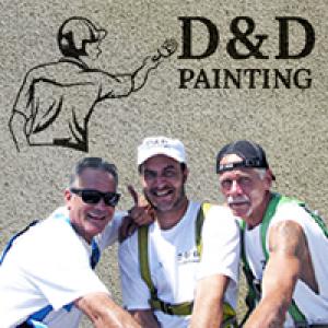D & D Painting