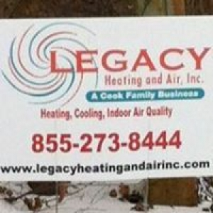 Legacy Heating and Air Inc.