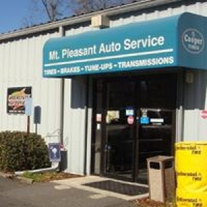 Mt Pleasant Auto Service Center