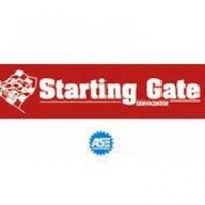 Starting Gate Servicenter