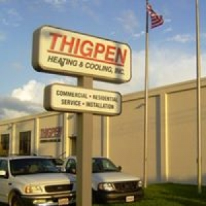 Thigpen Heating and Cooling Inc