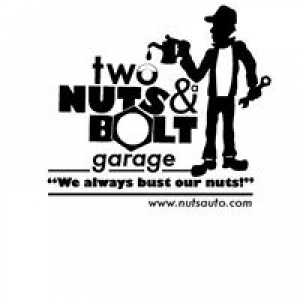 Two Nuts and a Bolt Garage