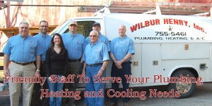 Wilbur Henry Plumbing Heating and A/C