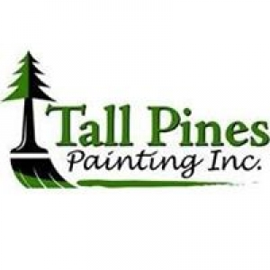 Tall Pines Painting