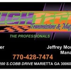 High Tech Transmission & Muffler