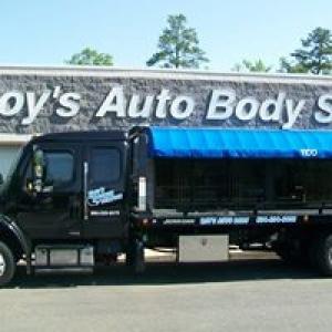 Roy's Auto Body Shop