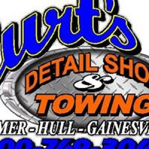 Curts Detail Shop & Towing Inc