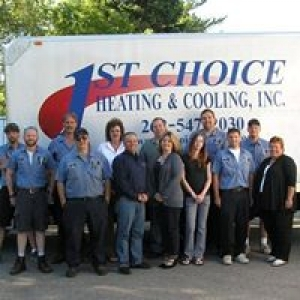 1st Choice Heating & Cooling