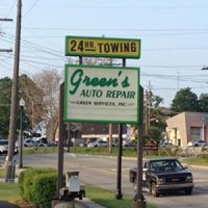 Greens Towing and Auto Repair