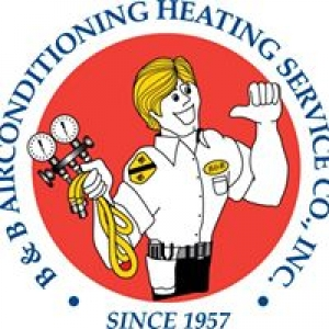 B & B Air Conditioning & Heating Service Company Inc