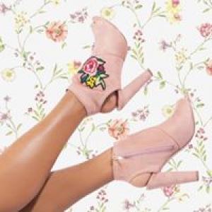 Bare Feet Shoes