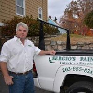 Sergio's Painting