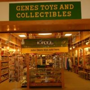 Gene's Toys & Collectibles