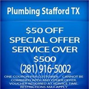 Plumbing Stafford