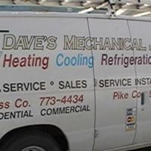 Dave's Mechanical Heating Cooling an Ventilation