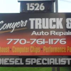 Conyers Truck & Auto Repair