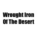 Wrought Iron Of The Desert