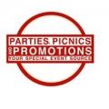 Parties Picnics & Promos