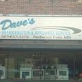 Dave's Refrigeration & Appliance Service