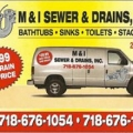M & I Sewer & Drains