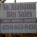 South Alabama Bus Sales Leasing & Charter