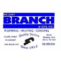 Branch & Son Inc
