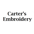 Carter's Embroidery