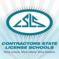 Contractor State Licensed School