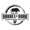 Barrel & Boar