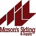 Mason's Siding