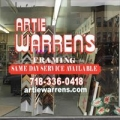 Artie Warrens Custom Framing