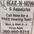 Hear N Now Hearing Aid Service