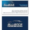 Alliance Auto Body