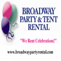 Broadway Party Rental Tent
