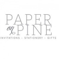 Paper On Pine