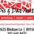 Dis & Dat Auto Wrecking