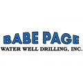 Babe Page Water Well Drilling
