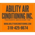 Ability Air Conditioning Inc