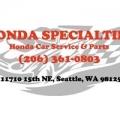Honda Specialties