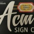 Acme Sign Company LLC