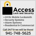 Access Lock and Security Locksmith